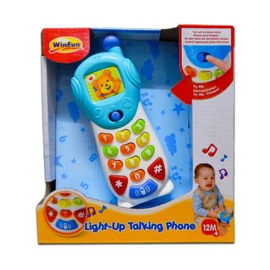 Image of Winfun Light up Talking Phone