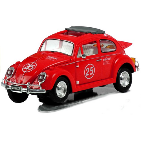 Image of Dancing Volkswagen Beetle