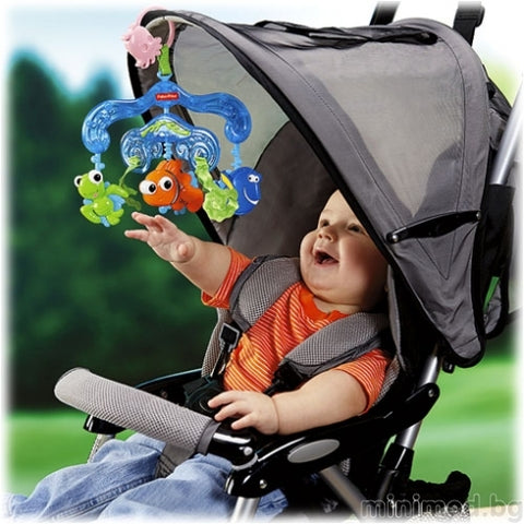 Fisher-Price Stroller Mobile, Disney's Nemo