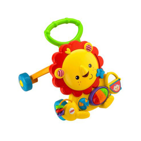 Fisher Price Musical Lion Walker-Y9854