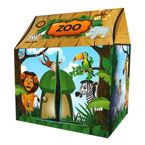 Image of Children Zoo Tent House