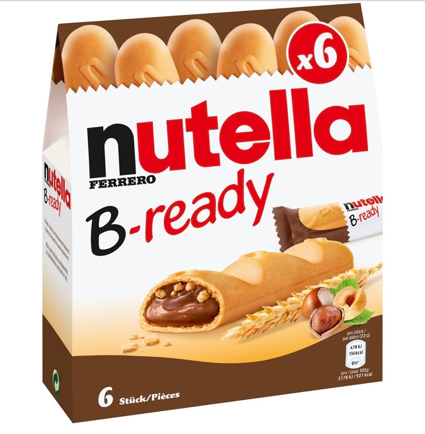 Nutella B-ready H24 - FOR ME H24