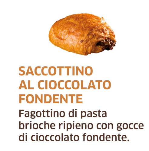 Saccottino al Cioccolato Fondente H24 - FOR ME H24