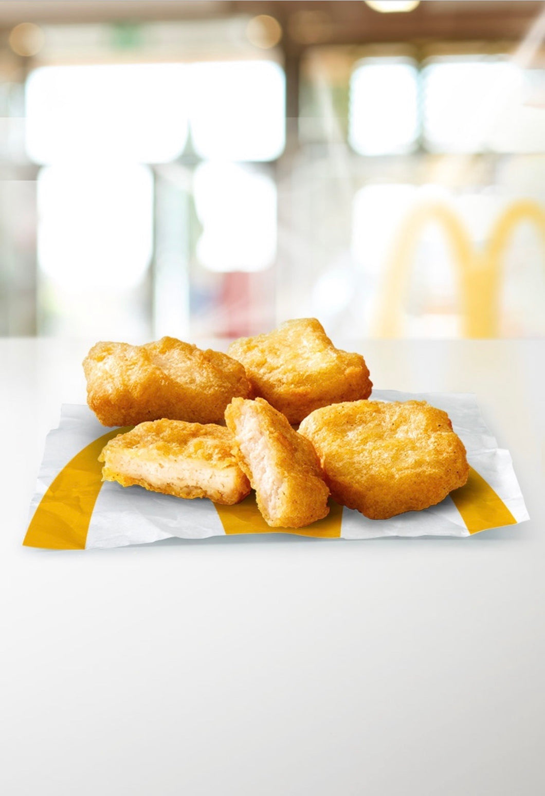 Crocchette Chicken McNuggets - FOR ME H24