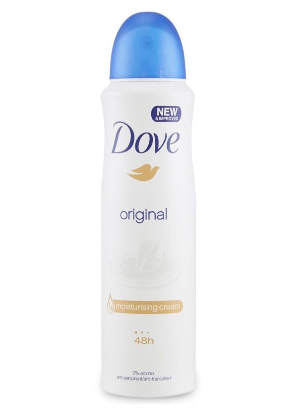 Deodorante Dove Original Classic H24 - FOR ME H24