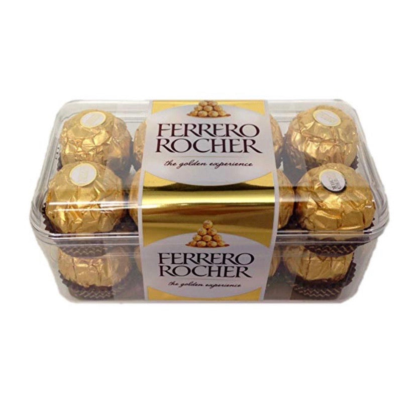 Ferrero Rocher H24 - FOR ME H24