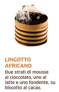 Lingotto Africano H24 - FOR ME H24