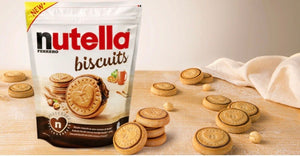 Nutella Biscuits H24 - FOR ME H24