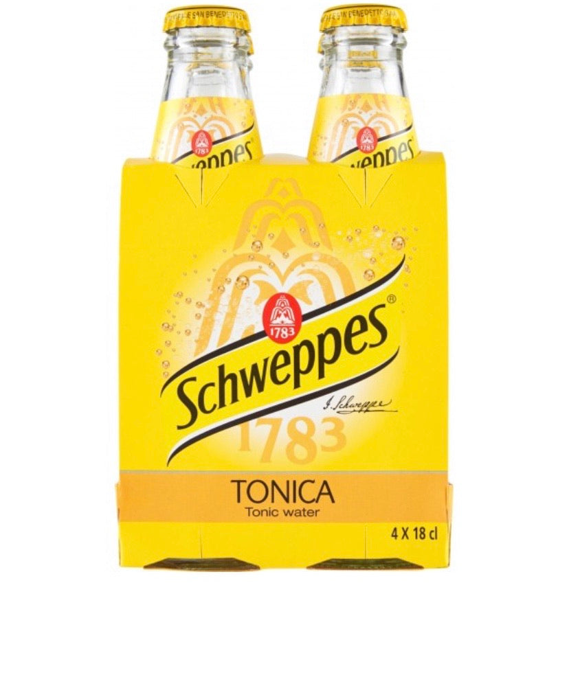 Schweppes Tonica H24 - FOR ME H24