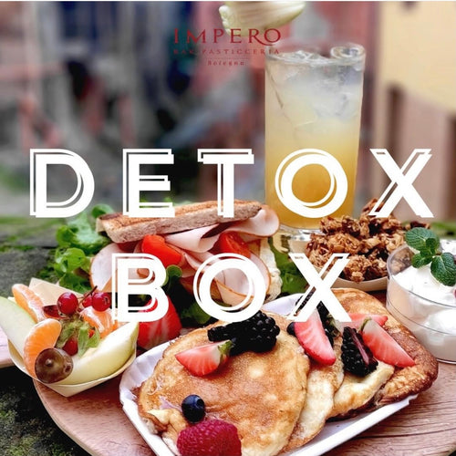Detox Box Impero H24 - FOR ME H24