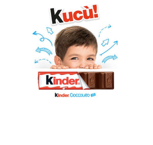 Kinder Cioccolato H24 - FOR ME H24