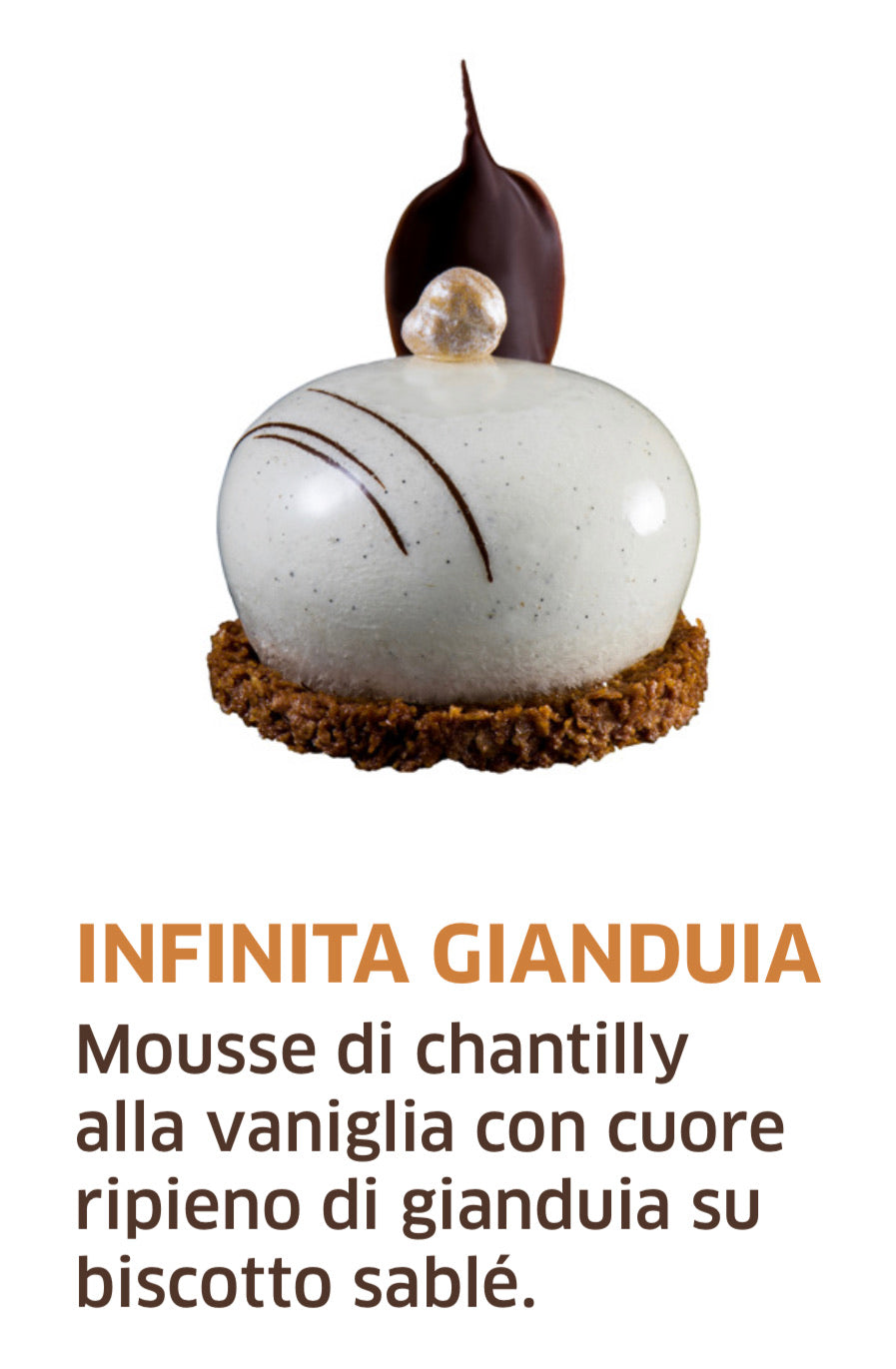 Infinita Gianduia H24 - FOR ME H24