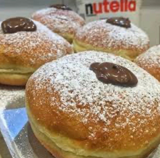 Bombolone Nutella H24 - FOR ME H24