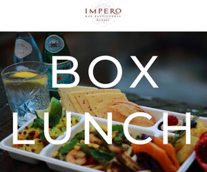 Box Lunch Impero H24 - FOR ME H24