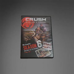 Crush Season 6 DVD