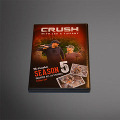 Crush Season 5 DVD