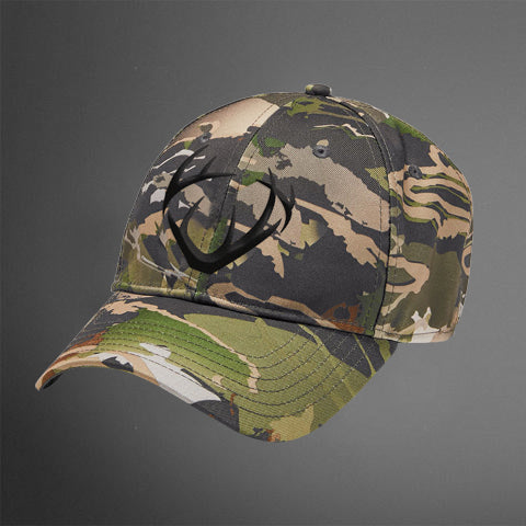 Under Armour Forest Camo 2.0 Cap w  CRUSH Antlers  cc94110111a