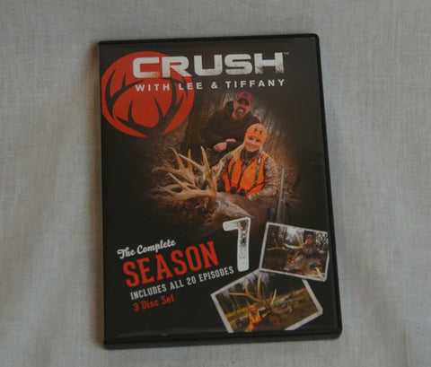 Crush Season 7 DVD