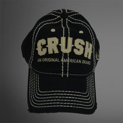CRUSH felt Black Stone cap