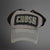 gray black trucker CRUSH cap