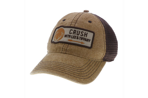 CRUSH Worn In Work Hat