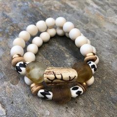 CRUSH Bracelet Set -Elk Strong