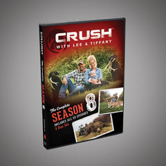 Crush Season 8 DVD
