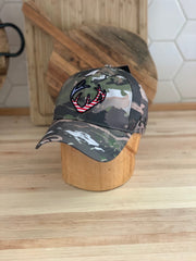CRUSH FLAG Under Armour Forest Camo 2.0 Cap