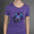 Crush Bird Purple tee