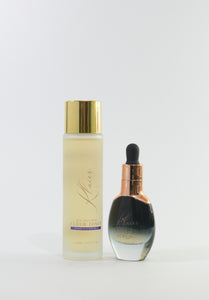 Klaiér - Gold Serum and Toner Package - Klaiér Skin Care Solutions