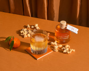 Double Popcorn Old Fashioned
