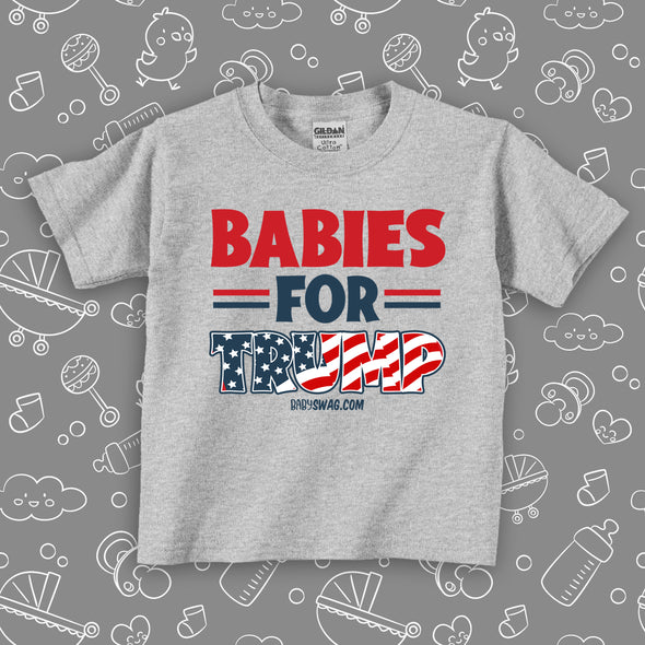 Babies For Trump (T)