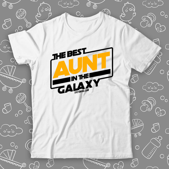 The Best Aunt In The Galaxy
