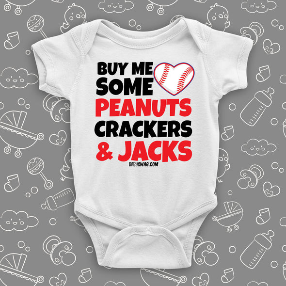 Buy Me Some Peanuts, Cracker, & Jacks