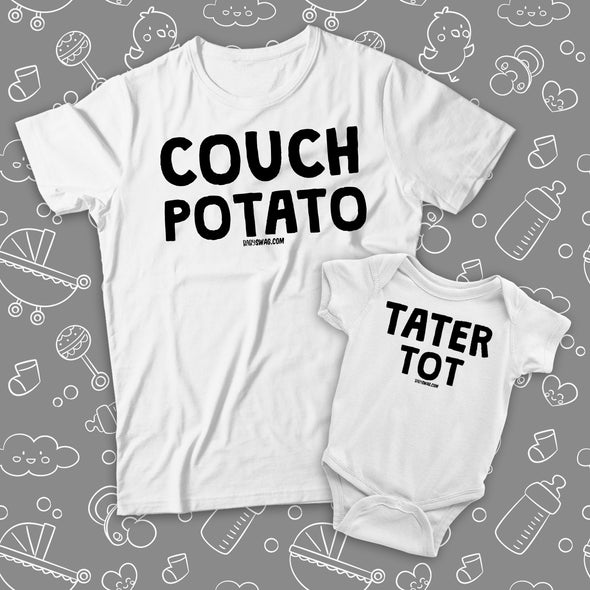 Couch Potato & Tater Tot