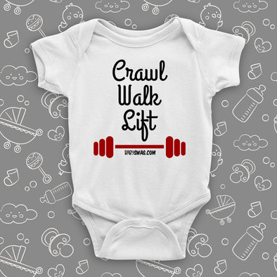 Crawl. Walk. Lift