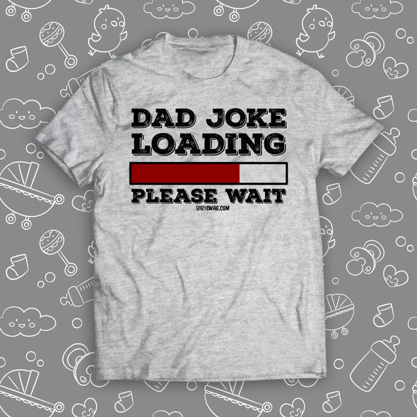 Dad Joke Loading. Please Wait