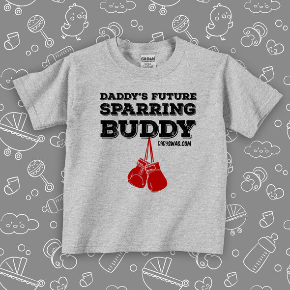 Daddy's Sparring Buddy (T)