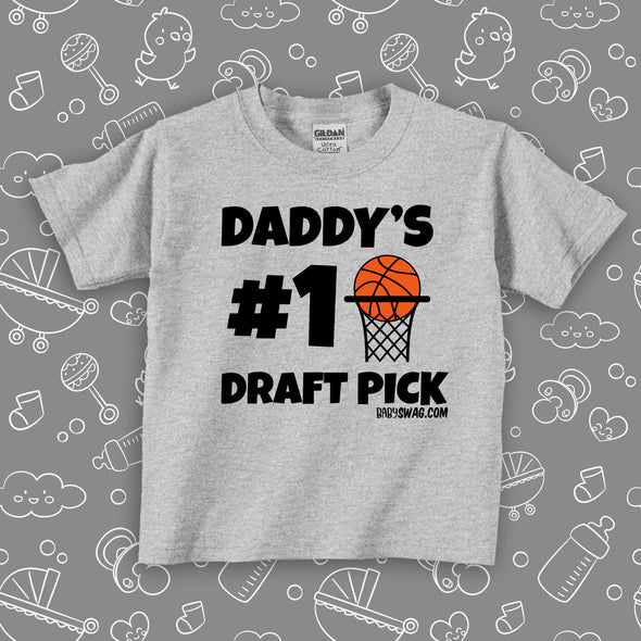 Daddy's #1 Draft Pick (T)