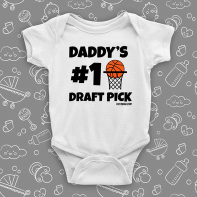 Daddy's #1 Draft Pick