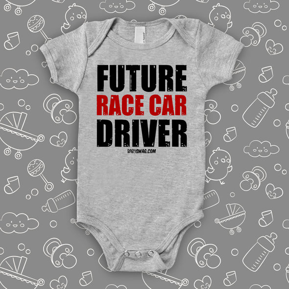 Future Race Car Driver