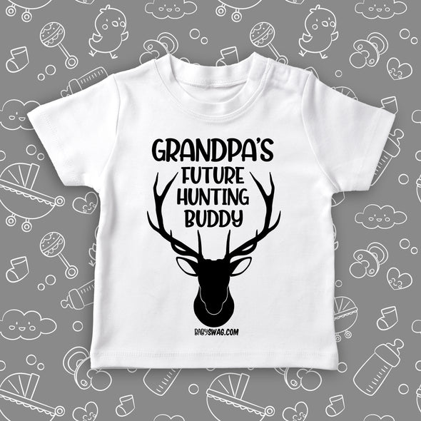 Grandpa's Future Hunting Buddy (T)