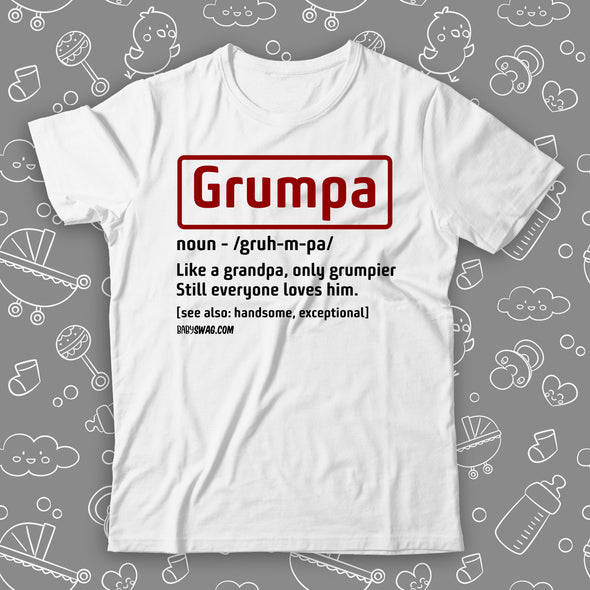 Grumpa Definition