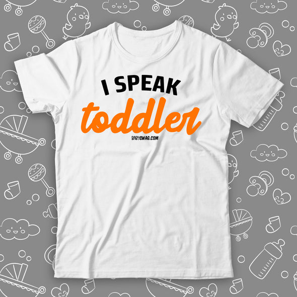 I Speak Toddler
