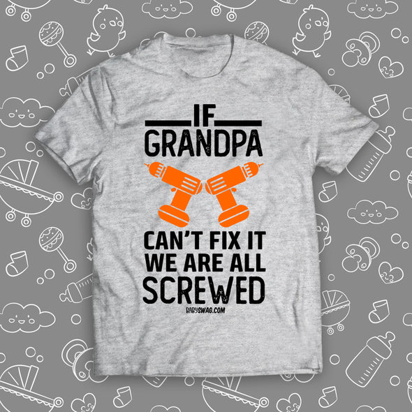 If Grandpa Can't Fix It We Are All Screwed