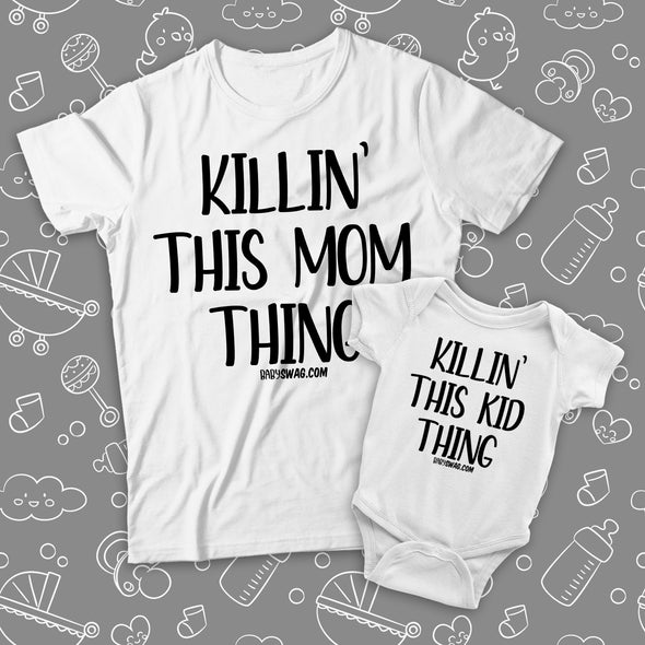 Killin' This Mom Thing & Killin' This Kid Thing