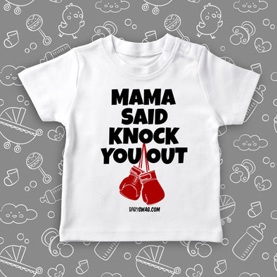 Mama Said Knock You Out (T)