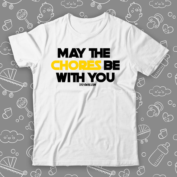 May The Chores Be With You