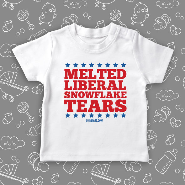 Melted Liberal Snowflake Tears (T)