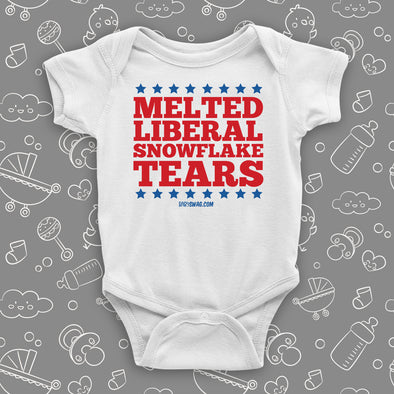 Melted Liberal Snowflake Tears